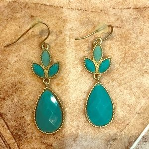 Jewelry - Seafoam colored Earrings